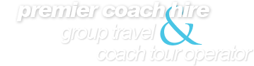 the premier coach hire, group travel and coach tour operator